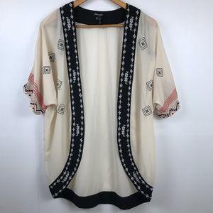 MarineBlu Kimono
